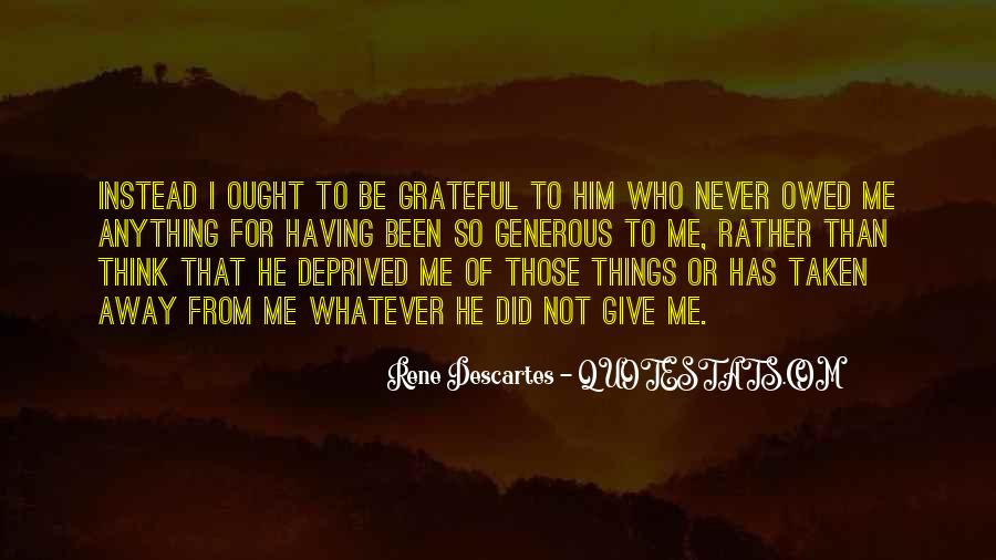 Be Grateful Quotes #146598