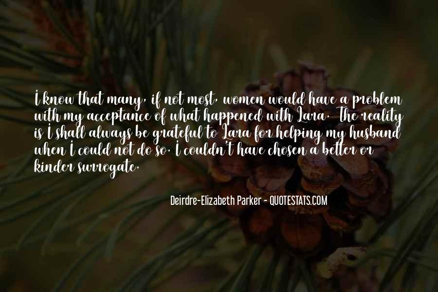 Be Grateful Quotes #17223