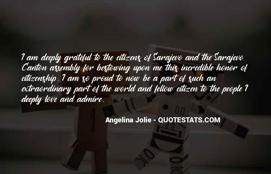 Be Grateful Quotes #29493