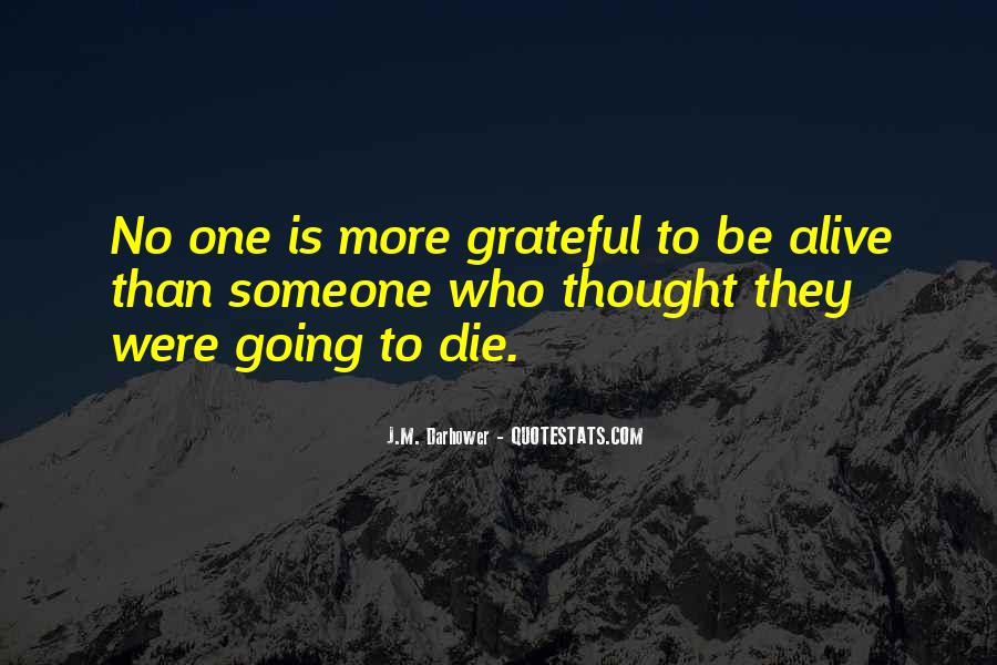 Be Grateful Quotes #30696
