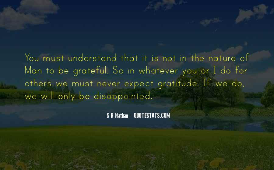Be Grateful Quotes #31232