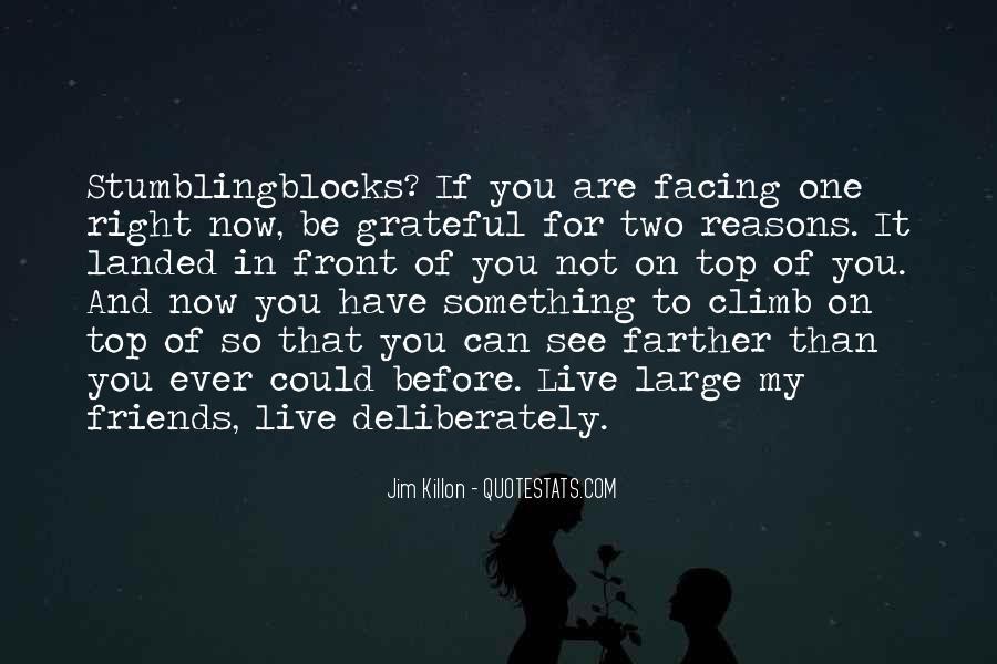 Be Grateful Quotes #40369