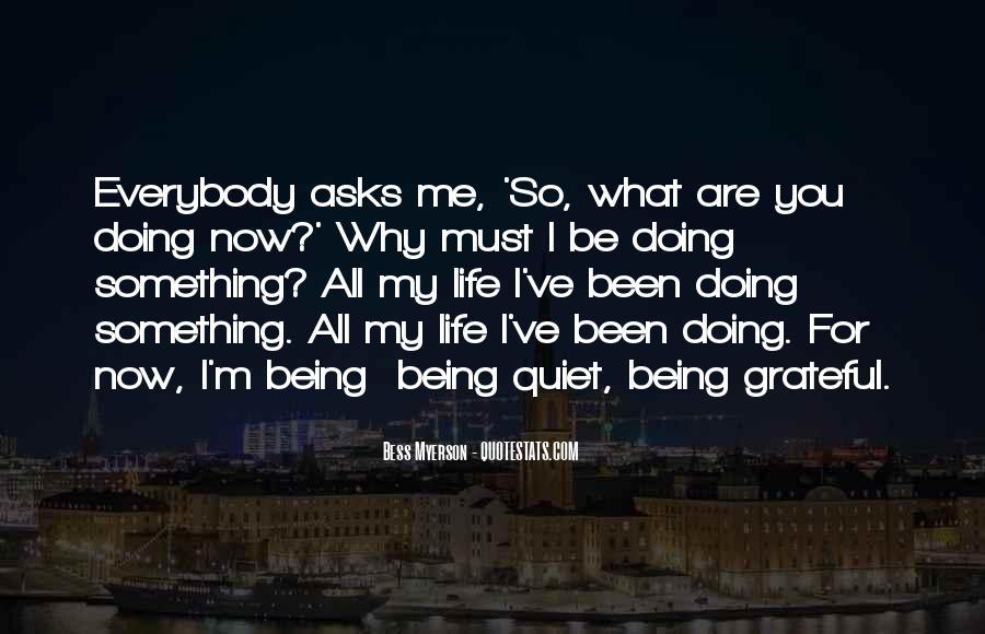 Be Grateful Quotes #49875