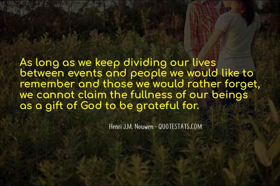 Be Grateful Quotes #53148