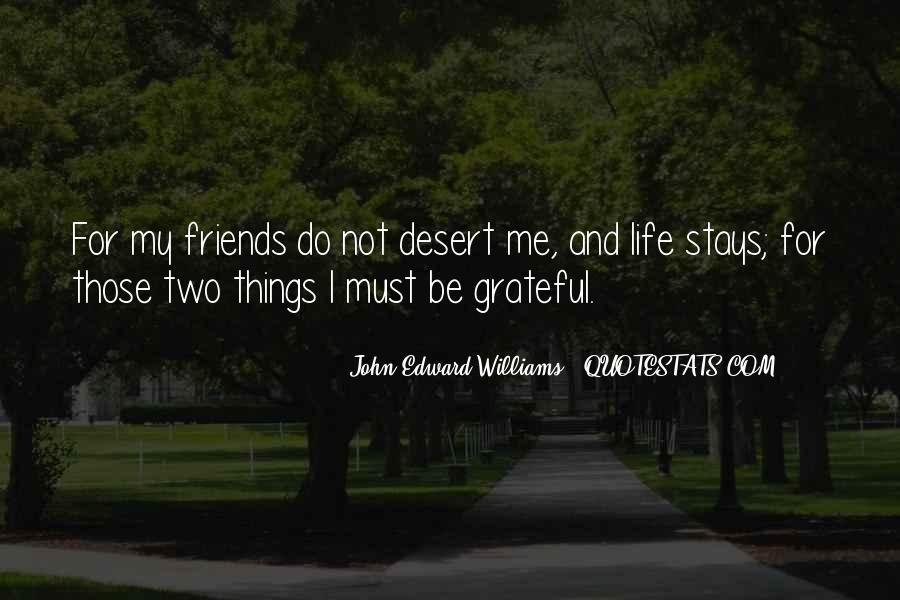Be Grateful Quotes #59585