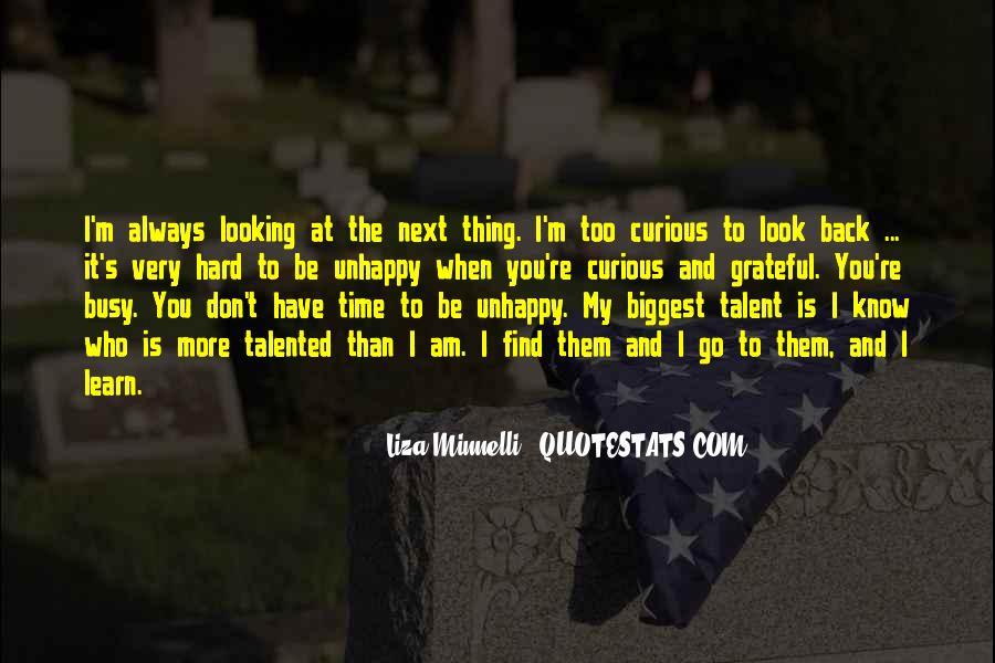 Be Grateful Quotes #59922