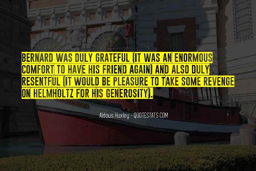Be Grateful Quotes #63038