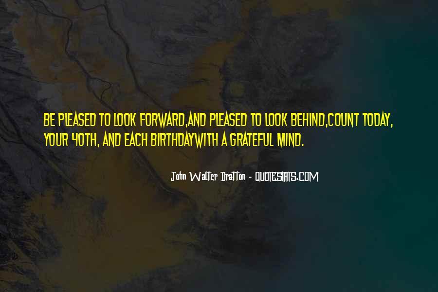 Be Grateful Quotes #72304