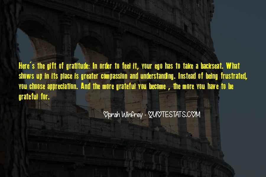 Be Grateful Quotes #72462