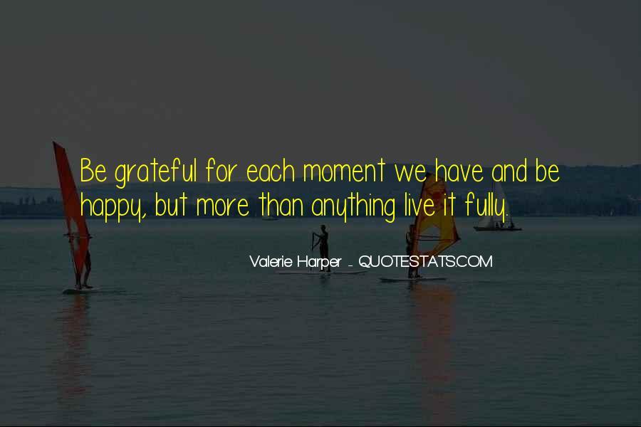 Be Grateful Quotes #89516