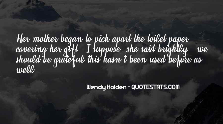 Be Grateful Quotes #95127