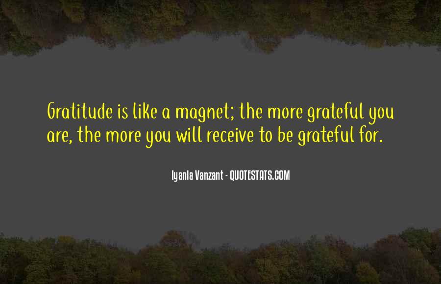 Be Grateful Quotes #95142