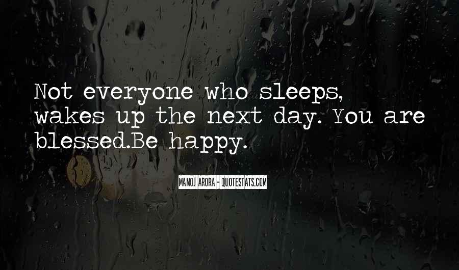 Be Happy Who You Are Quotes #1154375