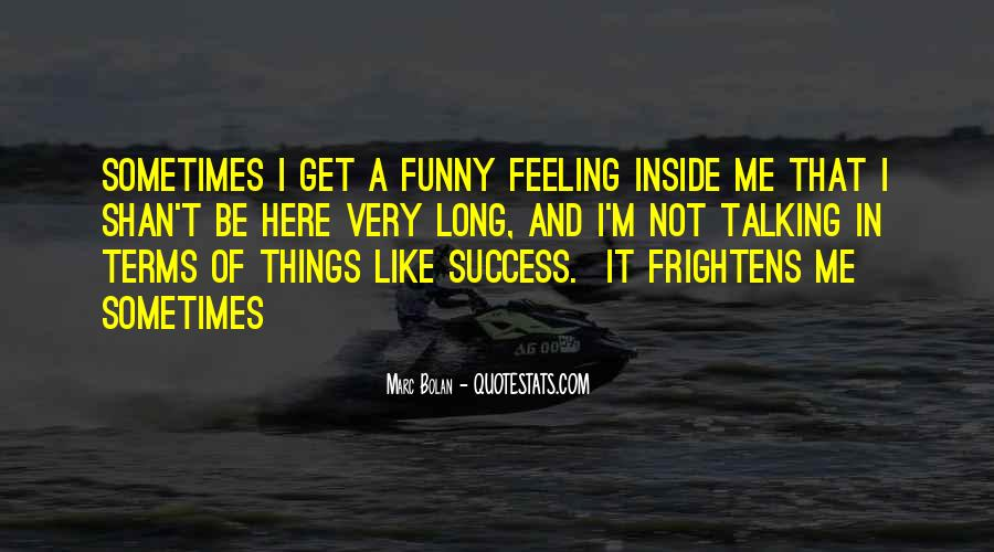 Be Like Funny Quotes #177889