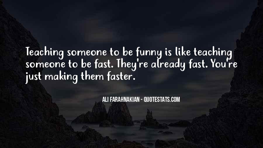Be Like Funny Quotes #3980