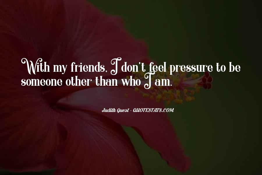 Be My Friends Quotes #149922