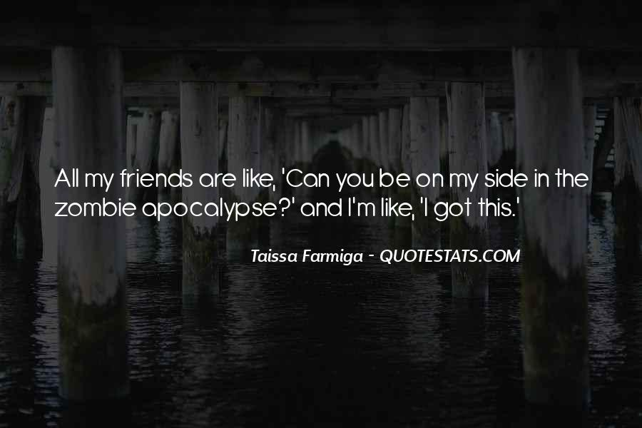 Be My Friends Quotes #23526