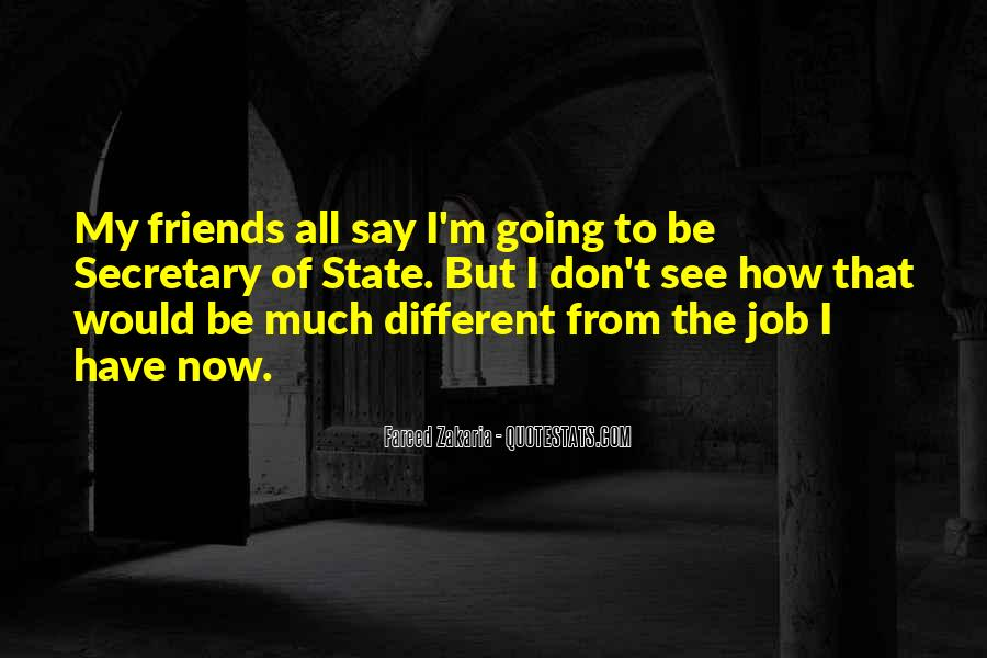Be My Friends Quotes #70185