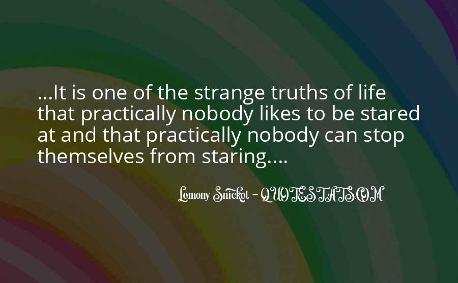 Be Nobody Quotes #36674
