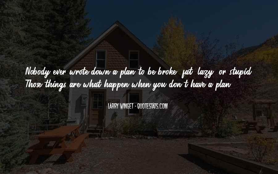 Be Nobody Quotes #43104