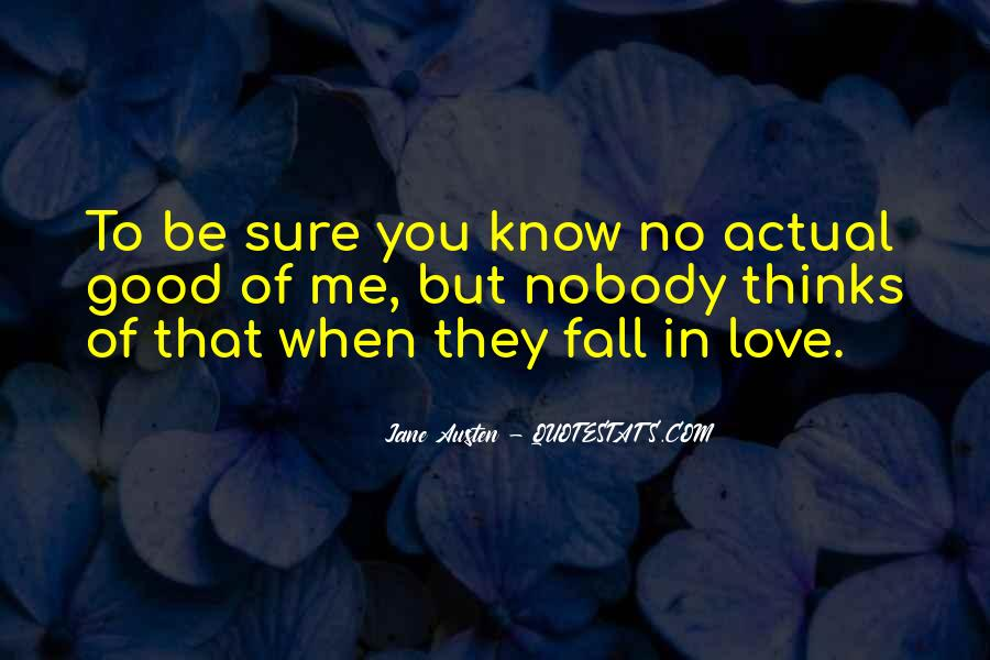 Be Nobody Quotes #48807