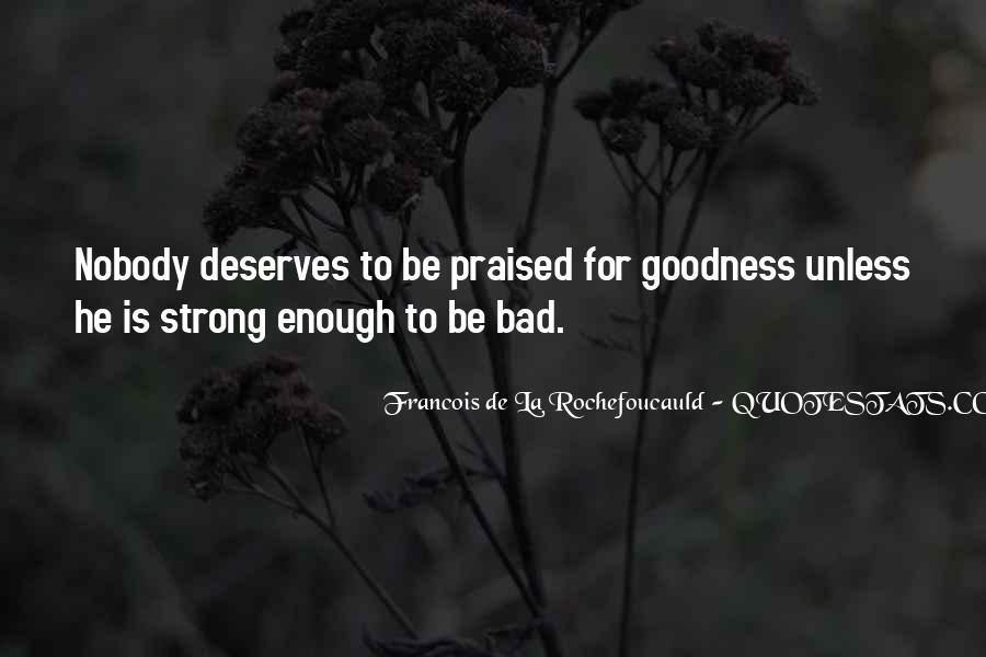 Be Nobody Quotes #50514