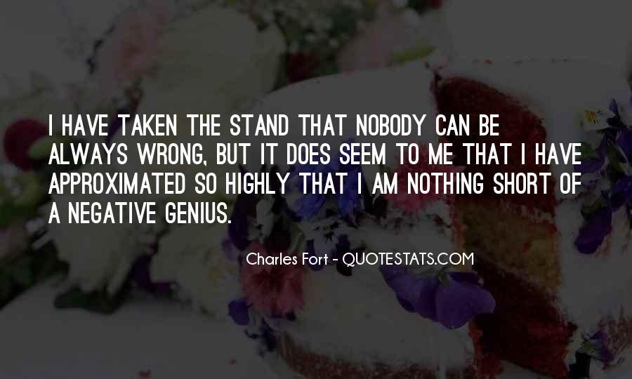 Be Nobody Quotes #64884