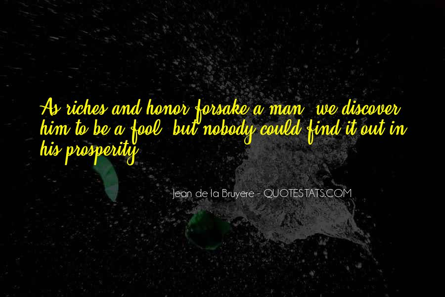 Be Nobody Quotes #73713