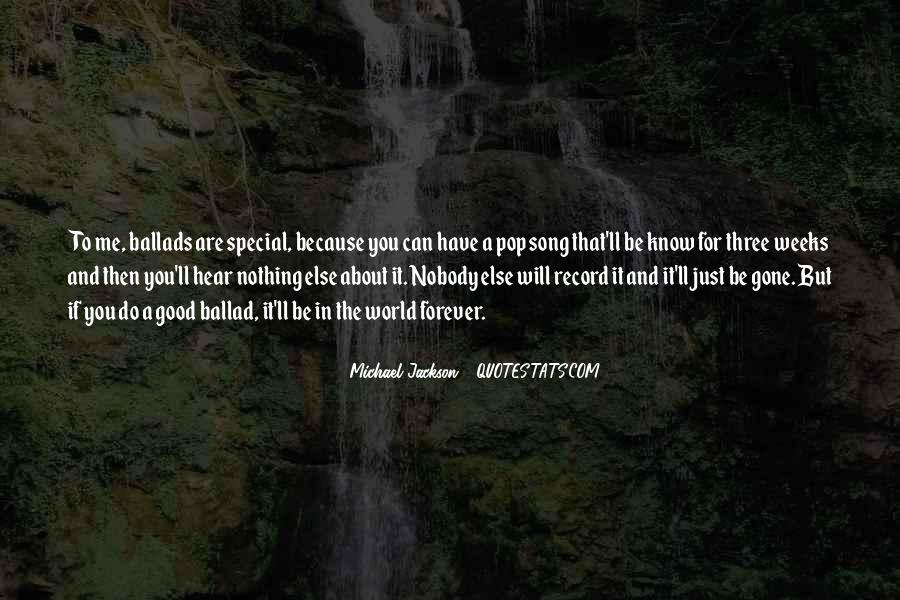 Be Nobody Quotes #74846