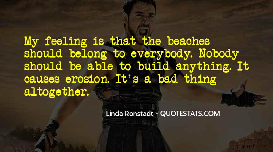 Be Nobody Quotes #75035
