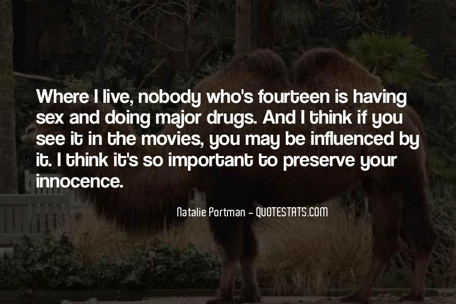 Be Nobody Quotes #79026