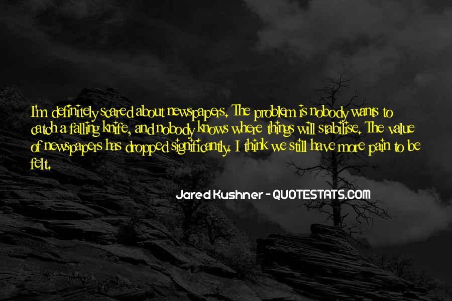 Be Nobody Quotes #83861