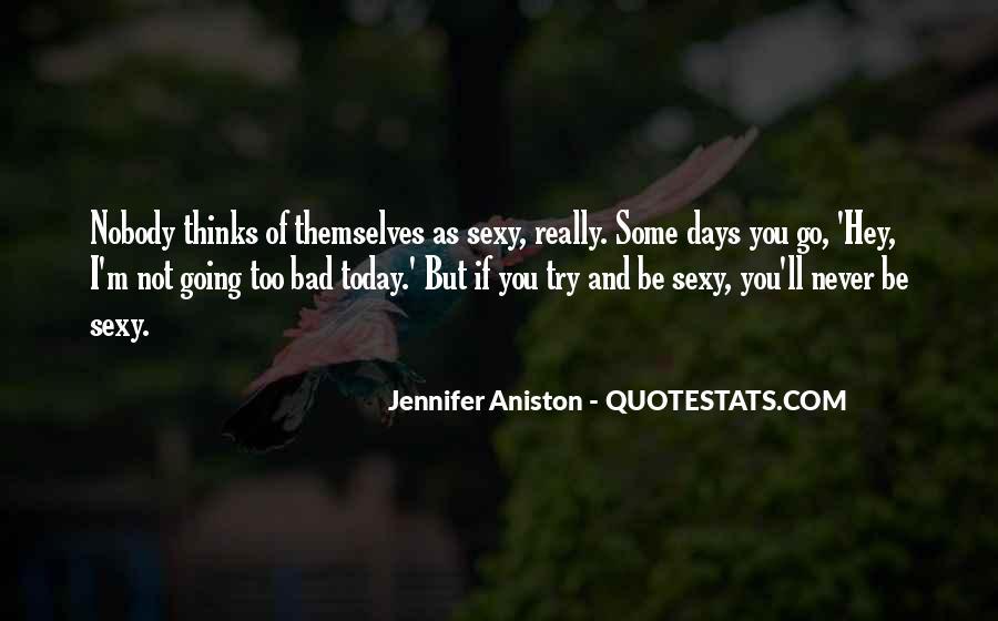 Be Nobody Quotes #83908