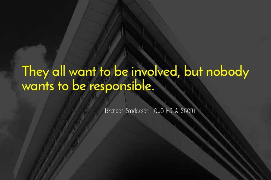 Be Nobody Quotes #91205