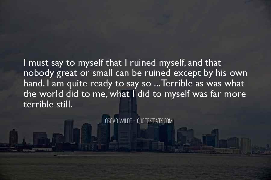 Be Nobody Quotes #91680