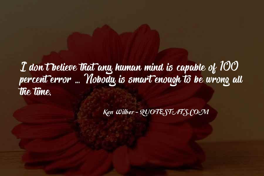 Be Nobody Quotes #94994
