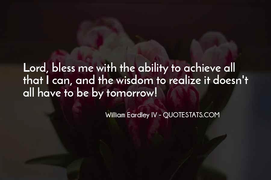Be With Me Lord Quotes #205272