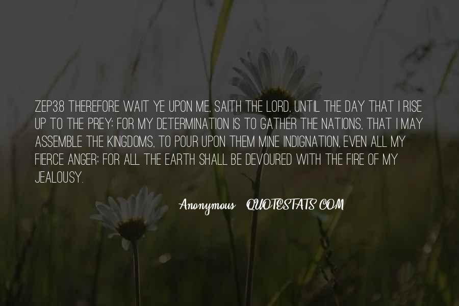 Be With Me Lord Quotes #217270
