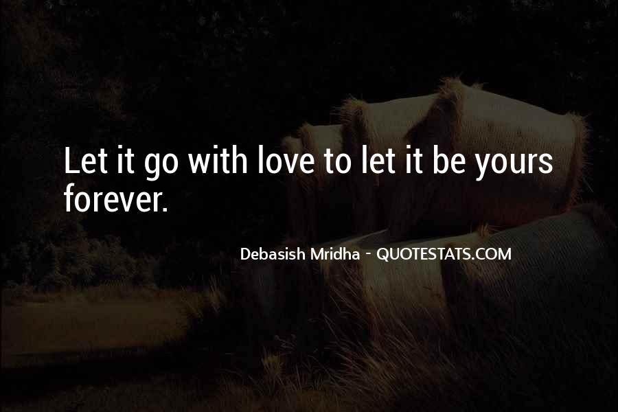 Be Yours Forever Quotes #1135210