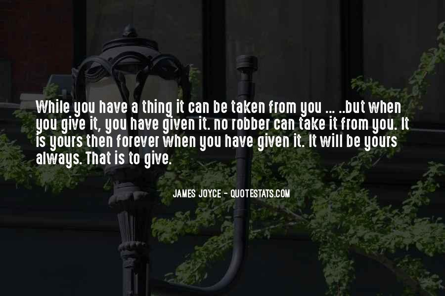 Be Yours Forever Quotes #1303790
