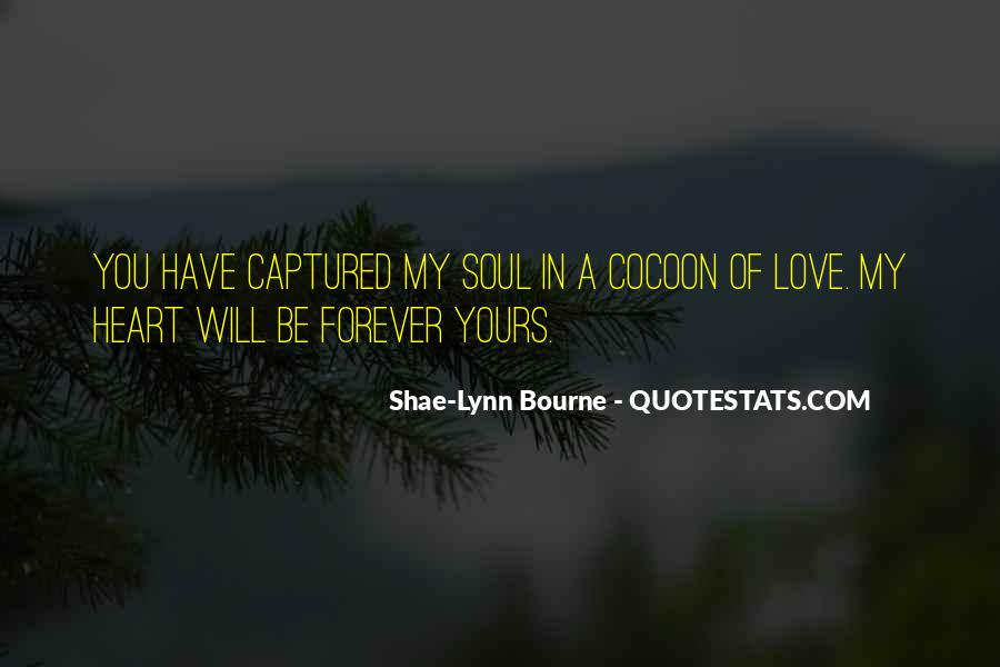 Be Yours Forever Quotes #61255