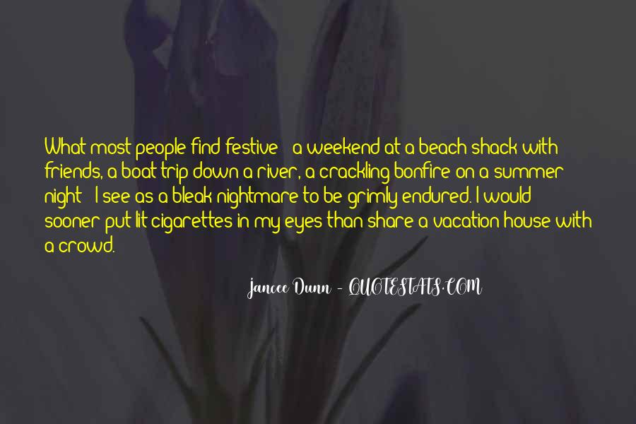 Beach Day With Friends Quotes #462969