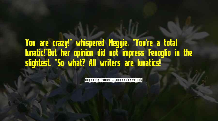 Quotes About Meggie #1369475