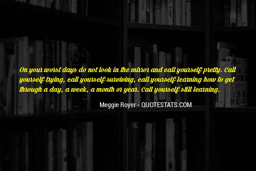 Quotes About Meggie #669519