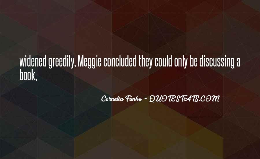 Quotes About Meggie #819168