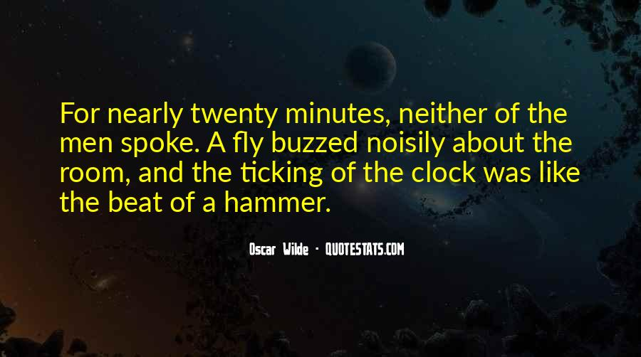 Beat The Clock Quotes #149313