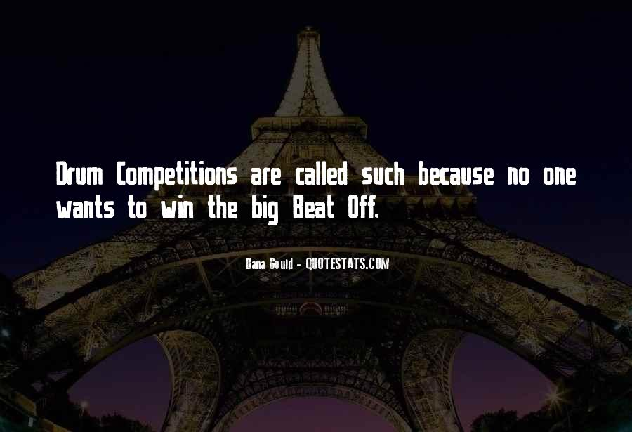 Beat The Competition Quotes #1775818