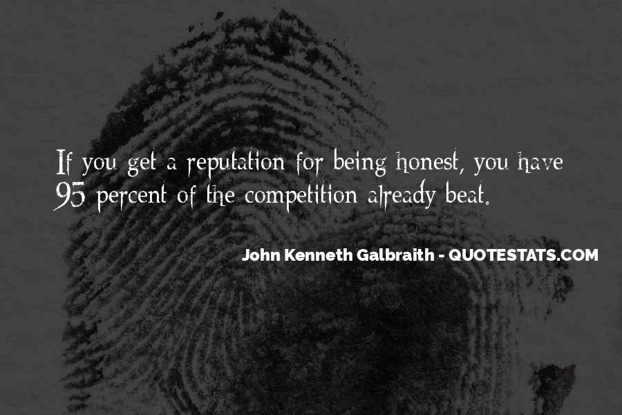 Beat The Competition Quotes #1814480