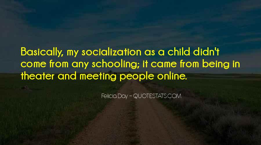 Quotes About Meeting People Online #677129