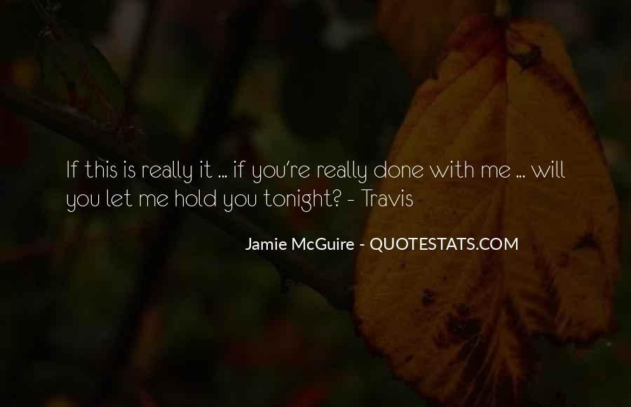 Beautiful Disaster Travis Quotes #326166